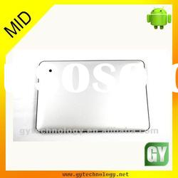 2012 cheapest HOT Dual core leather multi capacitive android 4.0 tablet pc
