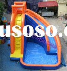 2012 funny inflatable water slide for kids