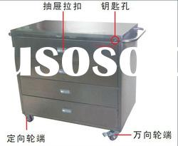 3D Glasses Trolley for 3D digital cinema,stainless steel materials