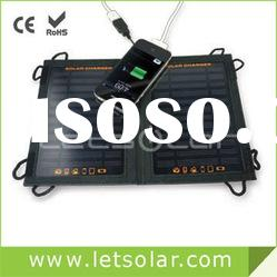 3W foldable all smart phone portable solar pack