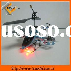 4CH sky king rc sky crafts flight gyroscope coaxial helicopter with LED lighting systems