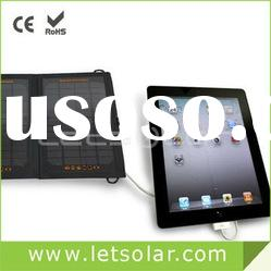7W foldable universal solar pack for all smart phone