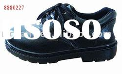 8880227 Steel toe Leather Industrial Low cut Safety Shoes