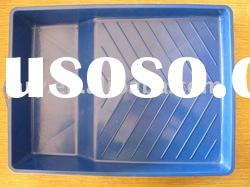 "9"" blue Plastic Paint Tray"