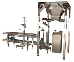 Automatic weighing, filling & packaging machine(DCS-1C-1)