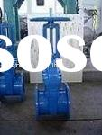 BS5163 ductile iron resilient seat gate valve
