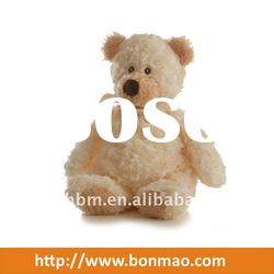 Cream Toy Bear Plush Teddy Bear