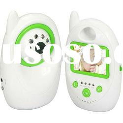 Digital Wireless baby monitor Bedwetting/Motion/voice Detection/Night vison PY-B8608L