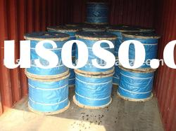 ELECTRIC galvanized Steel Wire Rope 6x25fi+fc