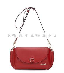 Genuine leather women shoulder handbags wholesale