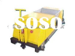 HQJ Moulding Lightweight Hollow Plate Extrusion Machine