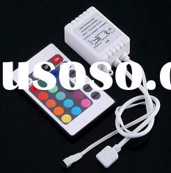 IP67 Waterproof 5M DC 12V 72W SMD 5050 300 LED RGB Strip Light 300 LED with Controller
