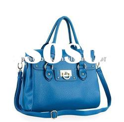 Latest fashion jeans blue handbags for ladylike