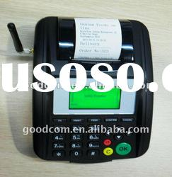 Mobile Receipt Printer for Printing Remote Food Order