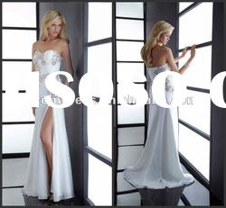 Modern,Fashion,Appliqued and Beaded,Formal Evening Dress Prom Gown P-ED-468