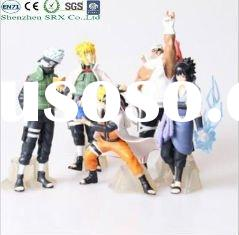 Naruto Japanese cartoon action figure toys