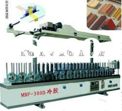 PROFILE WRAPPING MACHINE (HOT AND COLD GLUE)FOR PVC AND VENEER