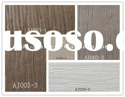 PVC decorative synthetic leather