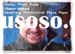 Professional digital photo paper,high glossy,cast coating paper,inkjet printing paper,240g