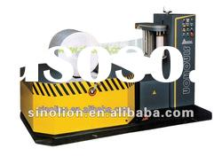 R200F Reel paper roll wrapping machine