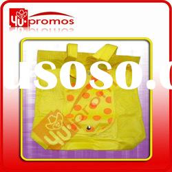 Recycle Eco Foldable Non Woven Shopper Bag with 1C Printing(FY-7284)