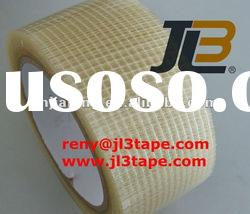 Reinforced fibre glass tape JLW-306,undirectional fiberglass tape,strapping tape,industrial tape