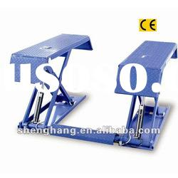 Scissor hydraulic car lift cheap car lifts lifting equipment QDSH-S2716A 2700kgs 1600mm