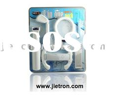 Sports Pack 5 in 1 (Motion plus compatible) for Wii, Game Accessory