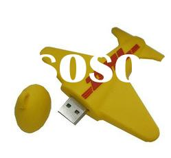 Usb plane shaped usb flash disk U6088