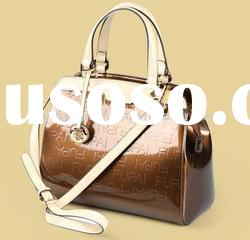 Wholesale lady handbags in genuine leather