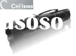 most popular led flashlight,rechargeable led flashlight,Cree led flashlight