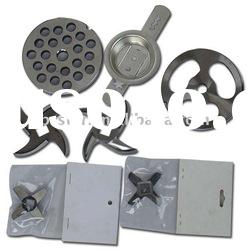 stainless steel meat grinder spare parts