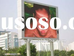 static P16 outdoor video full color led billboard panel sign display
