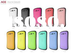 wholesale price! High Quality iFace Cover case For samsung I9220 GALAXY NOTE,N7000