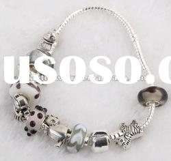 2012 newest design pandora bracelet accessories for woman