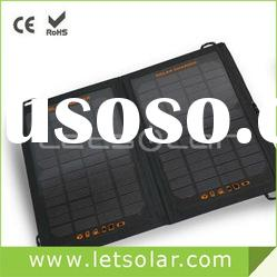 7W all mobile phone universal solar pack