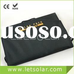 7W all smart phone portable solar pack