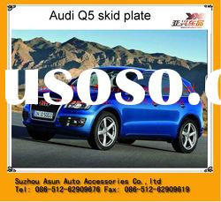 Audi Q5 skid plate stainless steel auto parts