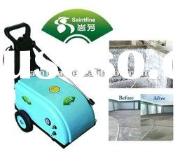 Electric high pressure foaming portable car washing machine
