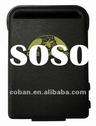 Personal Vehicle GPS tracker support SD card and quiver alarm