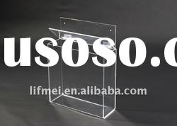 Unique Acrylic Vertical Card Box ,Brochure/Sign Holder,Card Display ,Welcome ODM/OEM