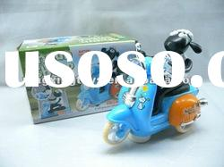 plastic battery operated toy motorcycle