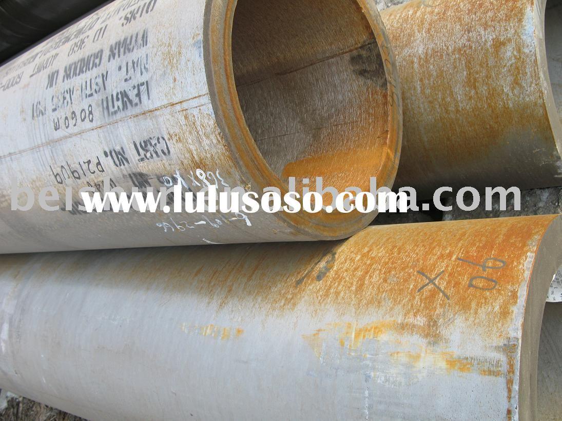 Astm a335 standard high pressure seamless p91 alloy pipes