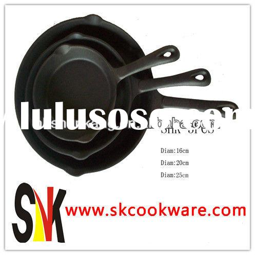 Cast Iron Non-stick Skillet With High Quality