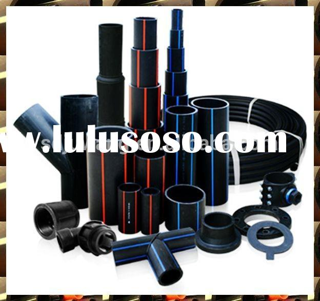 Polyethylene pipe hdpe and fittings manufacturer