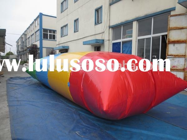 2014 inflatable water blob/the blob inflatable toy