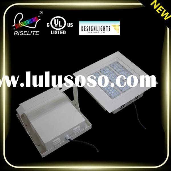 Cree chip 100W 120W 6000k IP65 5 years warranty exterior lighting led canopy light led gas station l