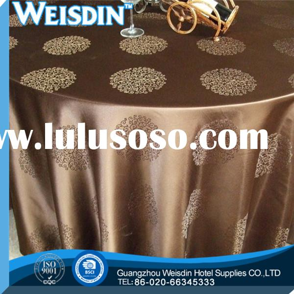 Lace Fabric china wholesale Patchwork table skirting procedures