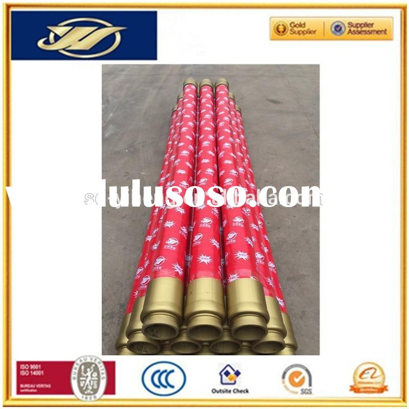Specializing in the production of concrete pump rubber pipe steel wire rubber hose stainless steel h