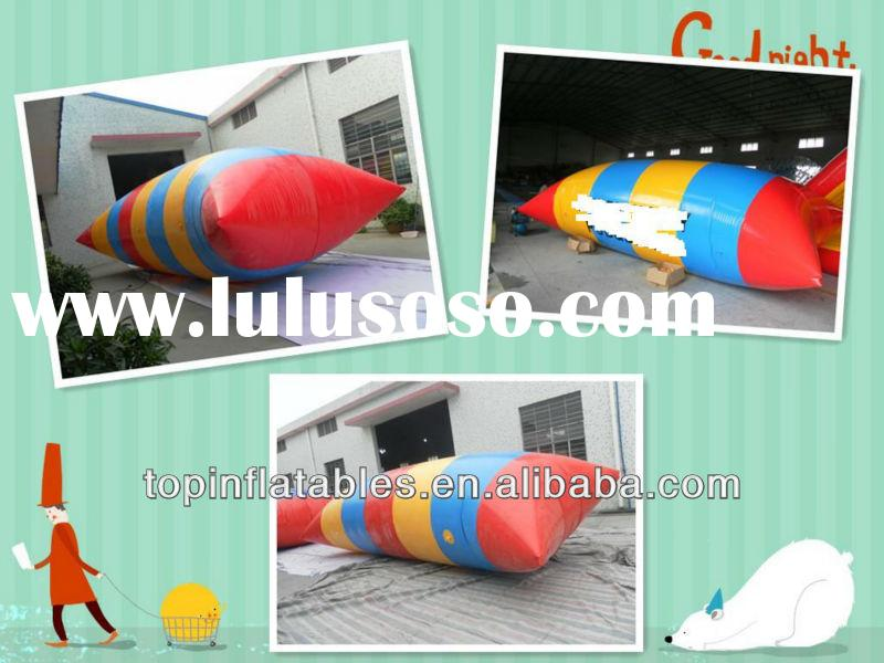 inflatable water blob/the blob water toy 2012/inflatable water catapult blob/blob water toy sale